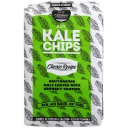 Raw Kale Chips Classic Recipe 40gr