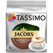 Tassimo Jacobs Cappuccino 8 Κάψουλες