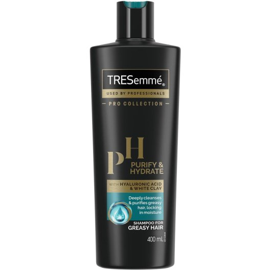 Tresemme Σαμπουάν Pure Για Λιπαρά Μαλλιά 400ml