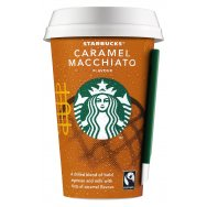 Starbucks Caramel Macchiato 220ml