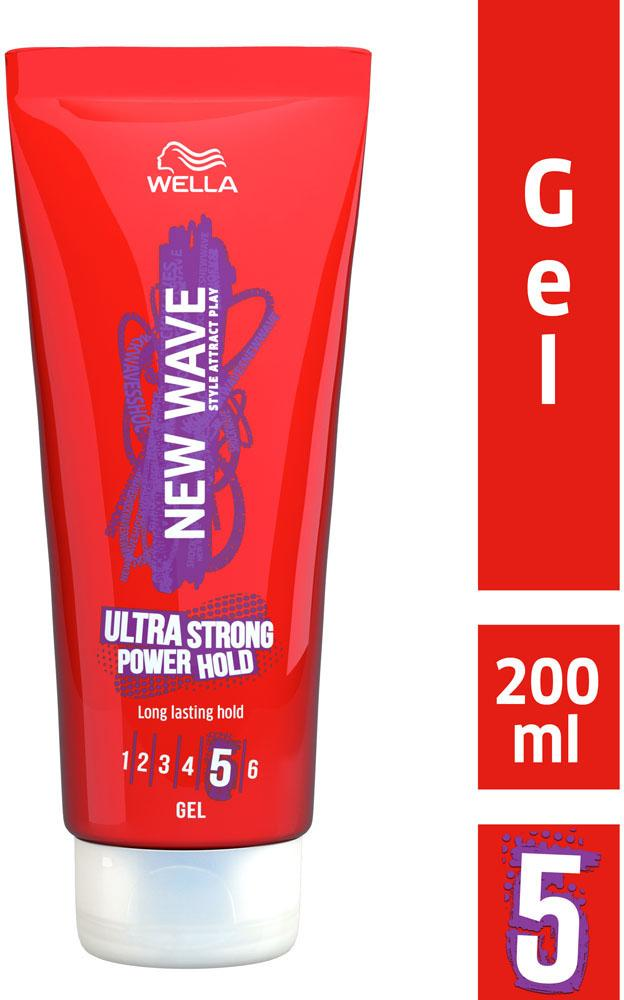 New Wave Power Hold Gel 200ml