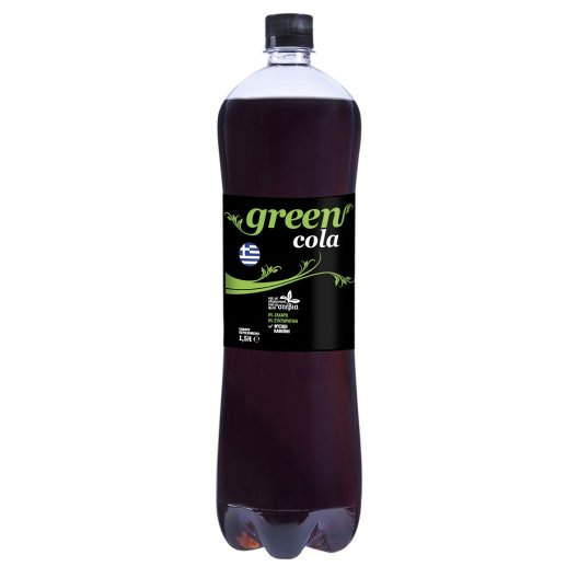 Green Cola 1,5lt