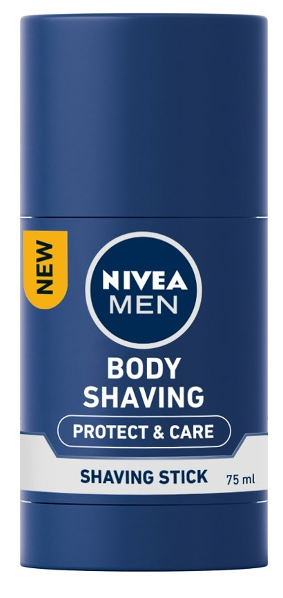 Nivea For Men Protect&Care Stick Ξύρισμα Σώματος 75ml
