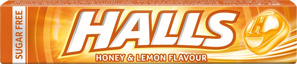 Halls Honey-Lemon 32gr