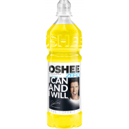 Oshee Sports Drink Lemon Zero 750ml