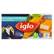 Captain Iglo Fish Sticks Κατεψυγμένα 300gr