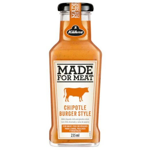 Kuhne Σάλτσα Chipotle Burgers 235ml