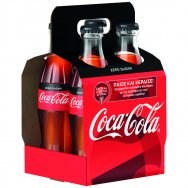 Coca Cola Zero Sport Pack 4x250ml