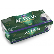 Activia Δαμάσκηνο 2x200gr