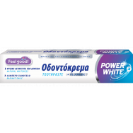 Feel Good! Power White Οδοντόκρεμα 75ml