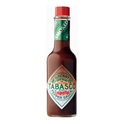 Tabasco Chipotle Σάλτσα 60ml