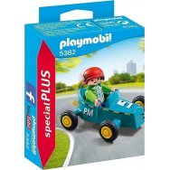 Playmobil Special Plus Αγοράκι Με Go-Kart