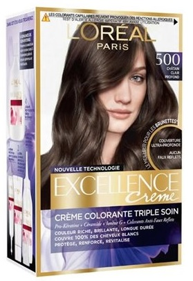 L'OREAL Excellence Βοφή Μαλλιών Ν.500