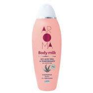 Aroma Body Milk Aloe & Pomerganate 300ml