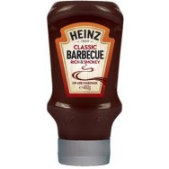Heinz Barbeque Classic Sauce Top Down 400ml