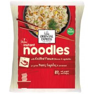 Oriental Express Noodles Γαρίδες 87gr