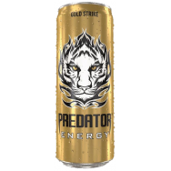 Predator Energy Gold Strike 250ml