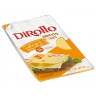 Dirollo Emmental Light Σε Φέτες 175gr