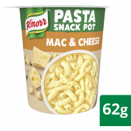 Knorr Pasta Snack Pot Mac & Cheese 62gr