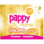 Pappy Home Chloro Λεμόνι 2lt
