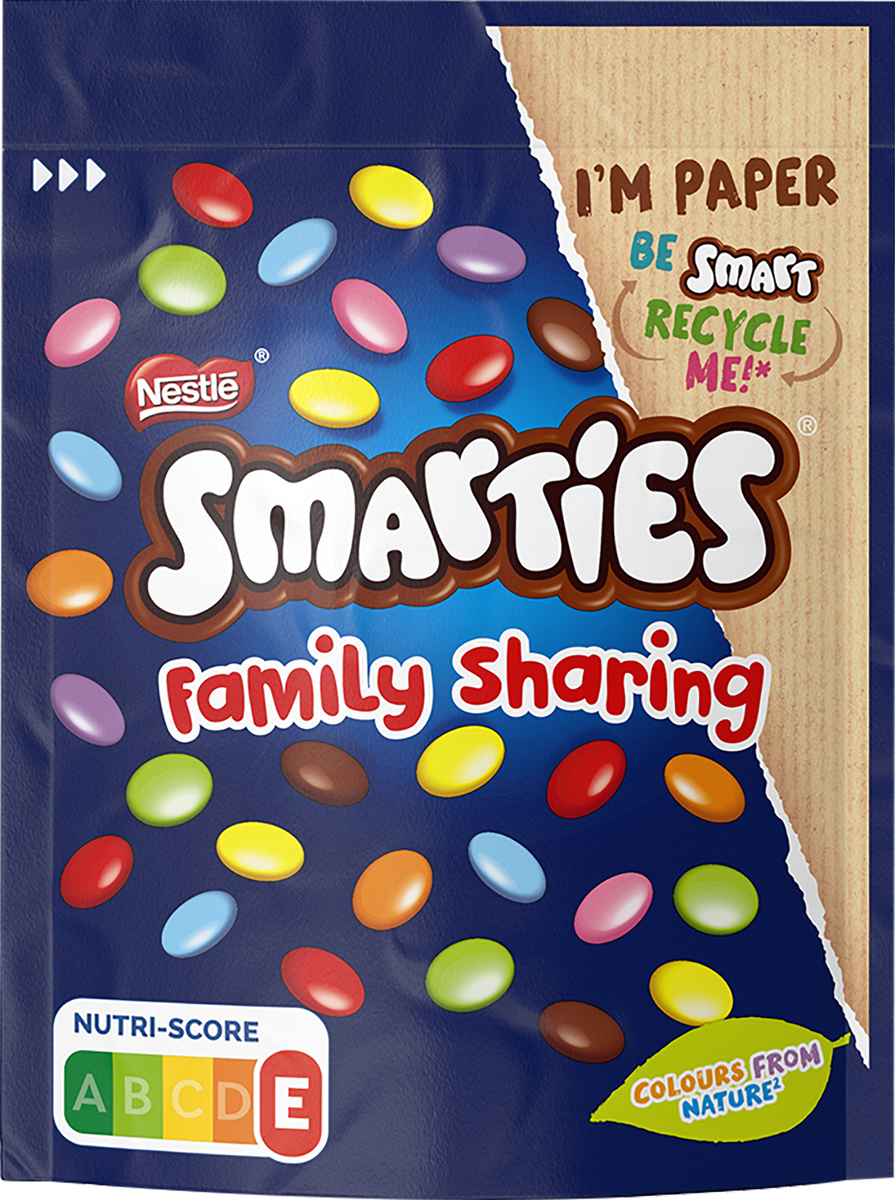 Smarties Family Pack 240gr