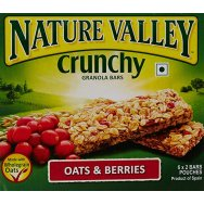 Nature Valley Bars Oats & Berries 6x42gr