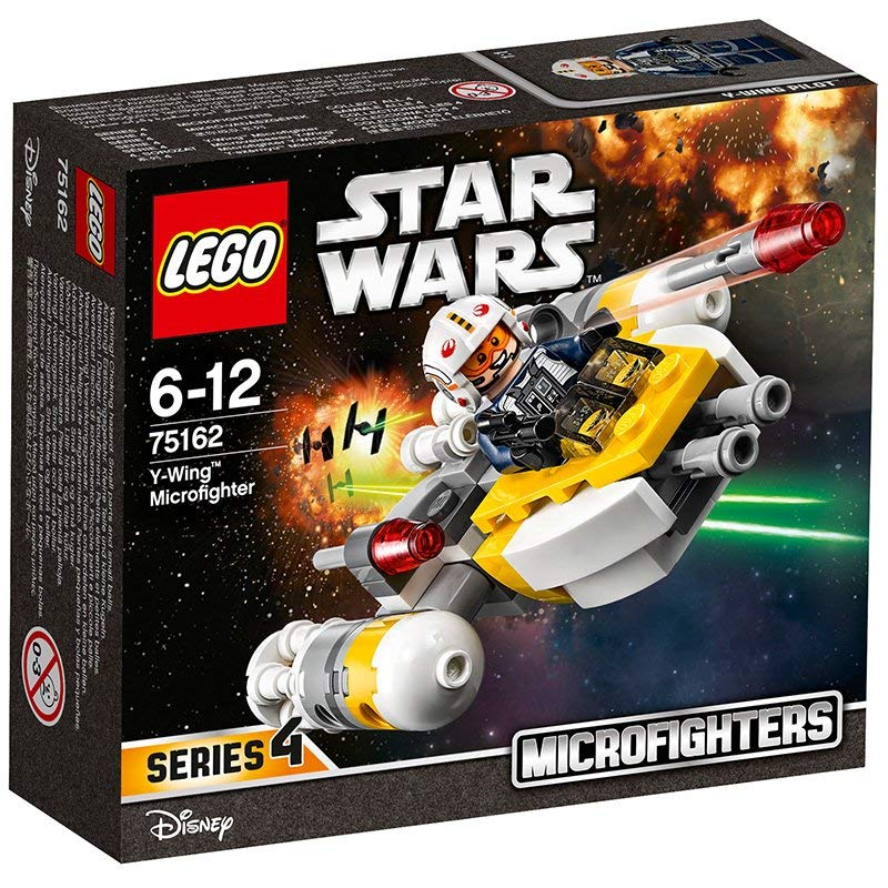 Lego Y-Wing Microfighter