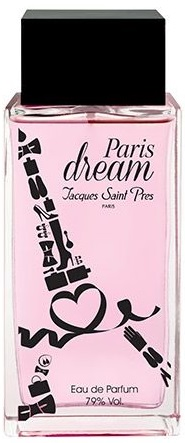 Paris Dream Eau De Parfum Spray 100ml -1,00€