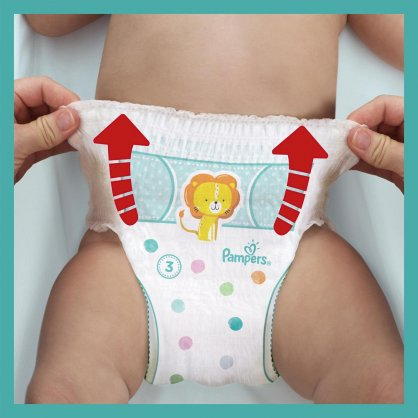 Pampers Pants Special Edition (60τεμ) Νο6 (15+kg)