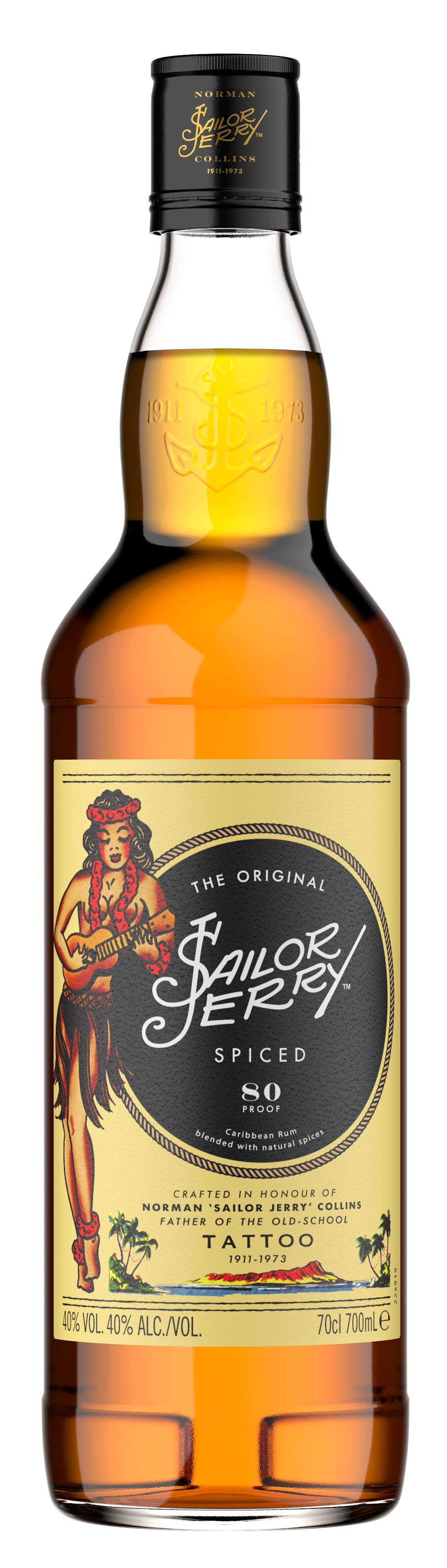 Sailor Jerry Spiced Ρούμι 700ml