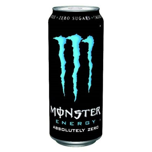 Monster Absolutely Zero 500ml 1 τεμ
