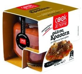 Cook At Home Σάλτσα Κρασάτη 180gr