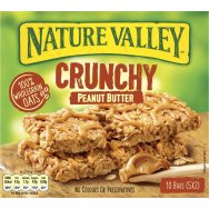 Nature Valley Bars Peanut Butter 5x42gr