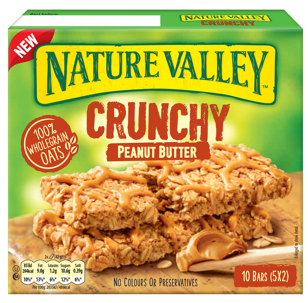 Nature+Valley+Bars+Peanut+Butter+5x42gr