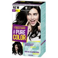 Schwarzkopf Pure Color 1.0 Vinyl Black