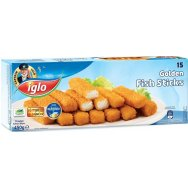 Captain Iglo Fish Sticks Καταψυγμένα 450gr