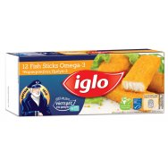 Captain Iglo Fish Sticks Κατεψυγμένα 360gr