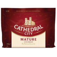 Cathedral Mature Cheddar 350gr