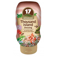 """17"" Thousand Islands Dressing 250gr"
