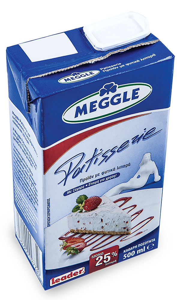 Meggle Creme Patisserie 500ml