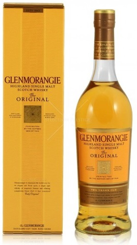 Glenmorangie 10 Years Old Ουίσκι 700ml