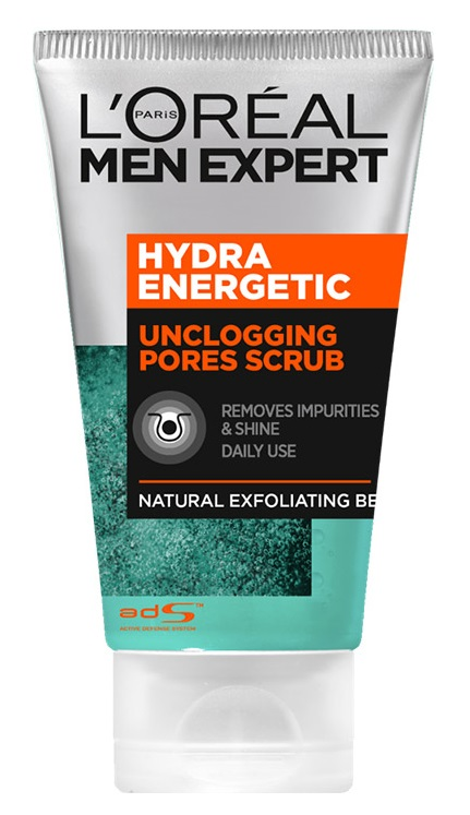 L'OREAL Men Expert Scrub Hydra Energetic100ml