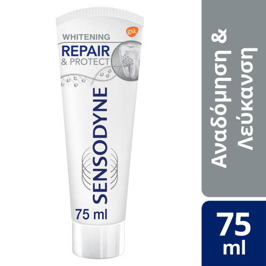 Sensodyne Repair & Protect White Οδοντόκρεμα 75ml