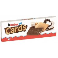 Ferrero Kinder Cards 128gr