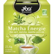 Yogi Green Tea Matcha Energy Bio 21,6gr
