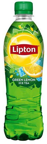 Lipton Ice Tea Green 500ml