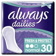 Always Dailies Fresh & Protect Normal Σερβιετάκια 30 τεμ.
