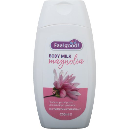 Feel Good! Body Milk Μανόλια 250ml